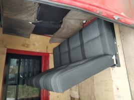 Диван - перегородка в микроавтобус